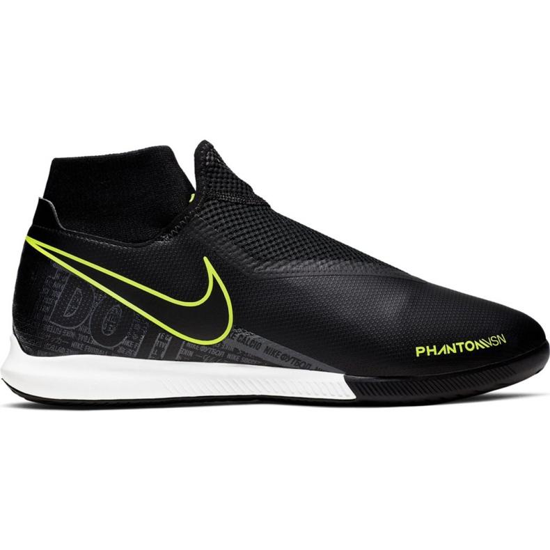 Buty halowe Nike Phantom Vsn Academy Df Ic M AO3267-007 czarne czarne