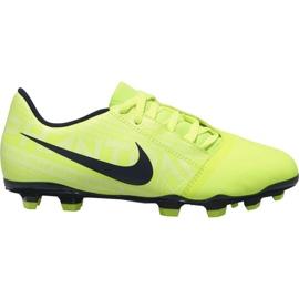Buty piłkarskie Nike Phantom Venom Club Fg Jr AO0396-717