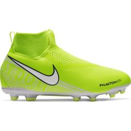 Buty piłkarskie Nike Phantom Vsn Academy Df FG/MG Jr AO3287-717