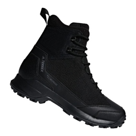 Czarne Buty adidas Terrex Frozetrack H Cw Cp M CV8273