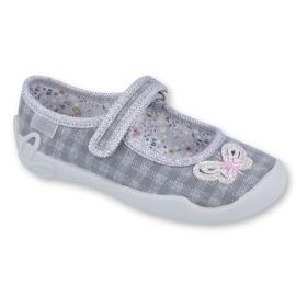 Befado obuwie dziecięce 114X364 szare