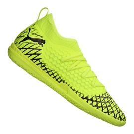 Buty do piłki nożnej Puma Future 4.3 Netfit It M 105686-03 żółty żółte