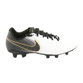 Buty piłkarskie Nike Tiempo Legend 7 Academy Fg M AO2596-100 białe