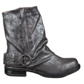 Seastar szare Biker Boots