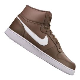 Buty Nike Ebernon Mid M AQ1773-200 brązowe