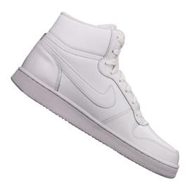Buty Nike Ebernon Mid M AQ1773-100 białe