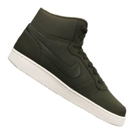 Buty Nike Ebernon Mid Se M AQ8125-300 zielone