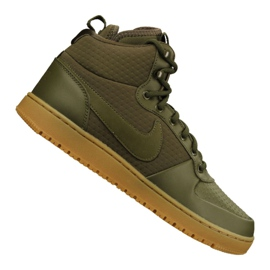 Buty Nike Ebernon Mid Winter M AQ8754-300 zielone