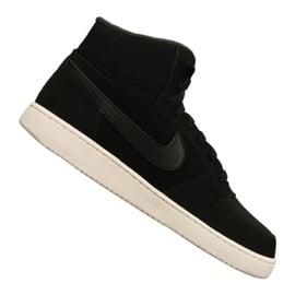 Buty Nike Ebernon Mid Se M AQ8125-001 czarne