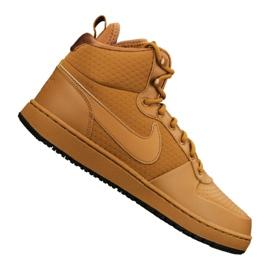 Buty Nike Ebernon Mid Winter M AQ8754-700 brązowe