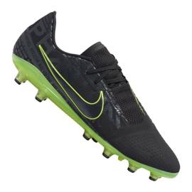 Buty piłkarskie Nike Phantom Vnm Pro AG-Pro M AO0574-007 czarny czarne