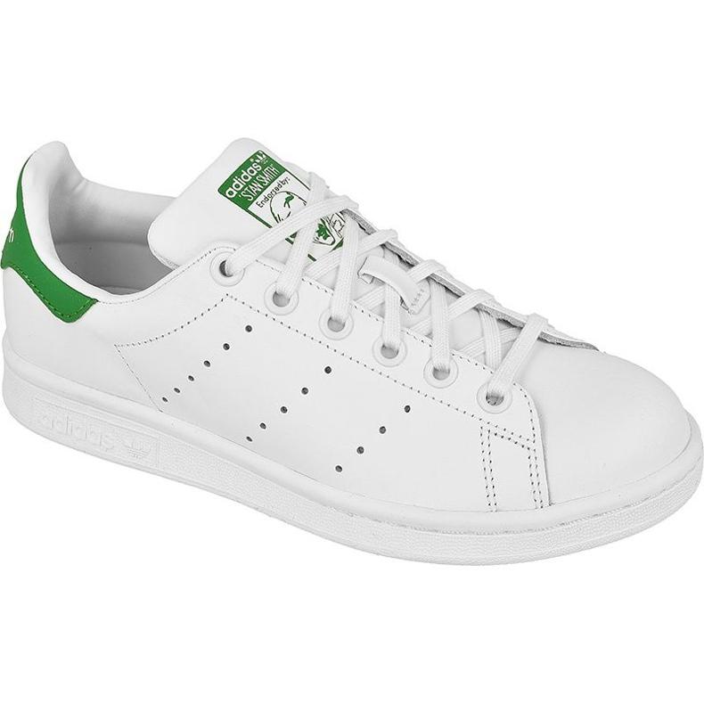 Buty adidas Originals Stan Smith Jr M20605 białe