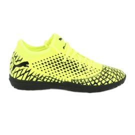 Buty piłkarskie Puma Future 4.4 Tt M 105690 03 żółte żółty