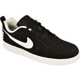 Czarne Buty Nike Sportswear Court Borough Low M 838937-010
