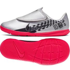 Buty Nike Mercurial Vapor 13 Club Ic Jr AT8171-006 szary/srebrny szare