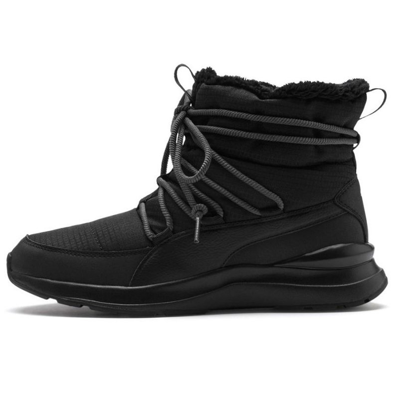 Buty Puma Adela Winter Boot W 369862 01 czarne