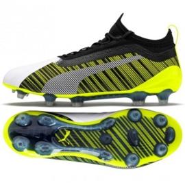 Buty piłkarskie Puma One 5.1 FG/AG M 105578 03 żółte żółte