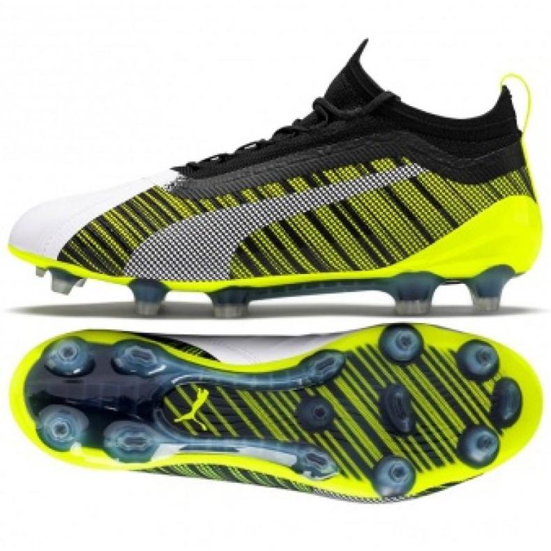 Buty piłkarskie Puma One 5.1 FG/AG M 105578 03 żółte żółty
