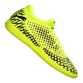 Buty piłkarskie Puma Future 4.4 It M 105691-03 żółty żółte