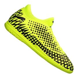 Buty piłkarskie Puma Future 4.4 It Jr 105700-03 żółte żółty