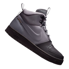 Buty zimowe Nike Path Wntr M BQ4223-002 szare
