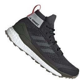 Buty adidas Terrex Free Hiker M D98046 czarne