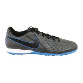 Buty piłkarskie Nike Tiempo Legend 8 Academy Tf M AT6100-004 czarne