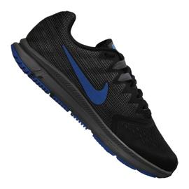 Czarne Buty Nike Zoom Span 2 M 908990-012