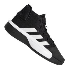 Buty adidas Pro Adversary 2019 K Jr BB9123 czarne czarny