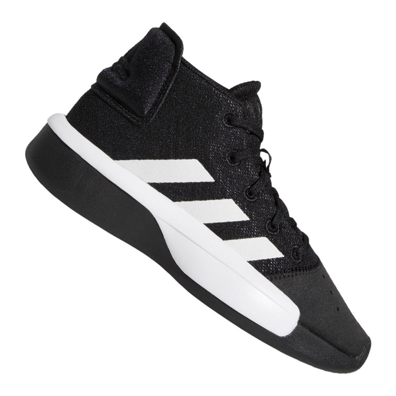 Buty adidas Pro Adversary 2019 K Jr BB9123 czarne czarne