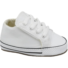 Białe Buty Converse Chuck Taylor All Star Cribster Jr 865157C