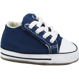Buty Converse Chuck Taylor All Star Cribster Jr 865158C granatowe