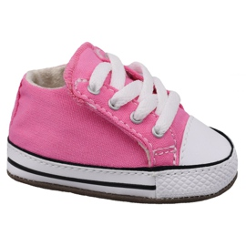 Różowe Buty Converse Chuck Taylor All Star Cribster Jr 865160C