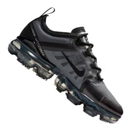 Szare Buty Nike Air VaporMax 2019 Gs Jr AJ2616-001