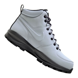 Szare Buty Nike Manoa Leather M 454350-004
