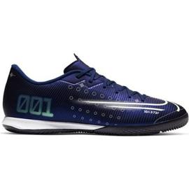 Buty halowe Nike Mercurial Vapor 13 Academy Mds Ic M CJ1300 401 granatowy granatowe