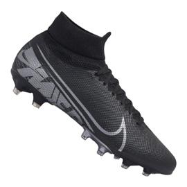 Buty piłkarskie Nike Superfly 7 Pro AG-Pro M AT7893-001 czarne granatowy