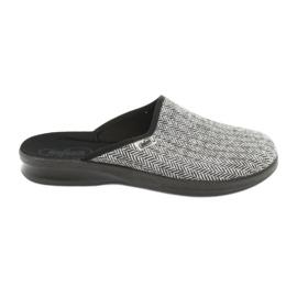 Befado obuwie męskie pu 548M023