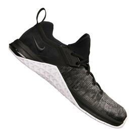 Czarne Buty Nike Metcon Flyknit 3 M AQ8022-001