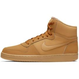 Buty Nike Ebernon Mid Se M AQ8125-701 brązowe