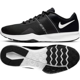 Czarne Buty Nike City Trainer 2 W AA7775-001