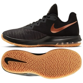 Buty Nike Air Max Infuriate Iii Low M AJ5898-009 czarne czarne
