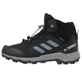 Buty adidas Terrex Mid Gtx K Jr EF0225 czarne