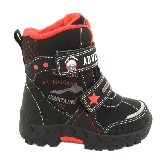American Club American kozaki buty z membraną RL35 czarne