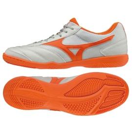 Buty halowe Mizuno Morelia Sala Club In M Q1GA190354 białe biały