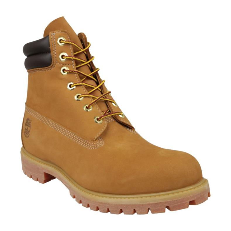 Buty zimowe Timberland 6 Inch Boot M 73540 żółte