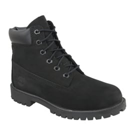 Buty zimowe Timberland 6 In Premium Boot W 12907 czarne