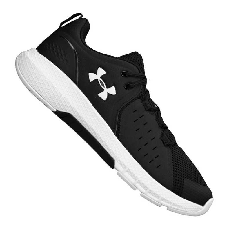 Buty treningowe Under Armour Charged Commit Tr 2.0 M 3022027-001 czarne