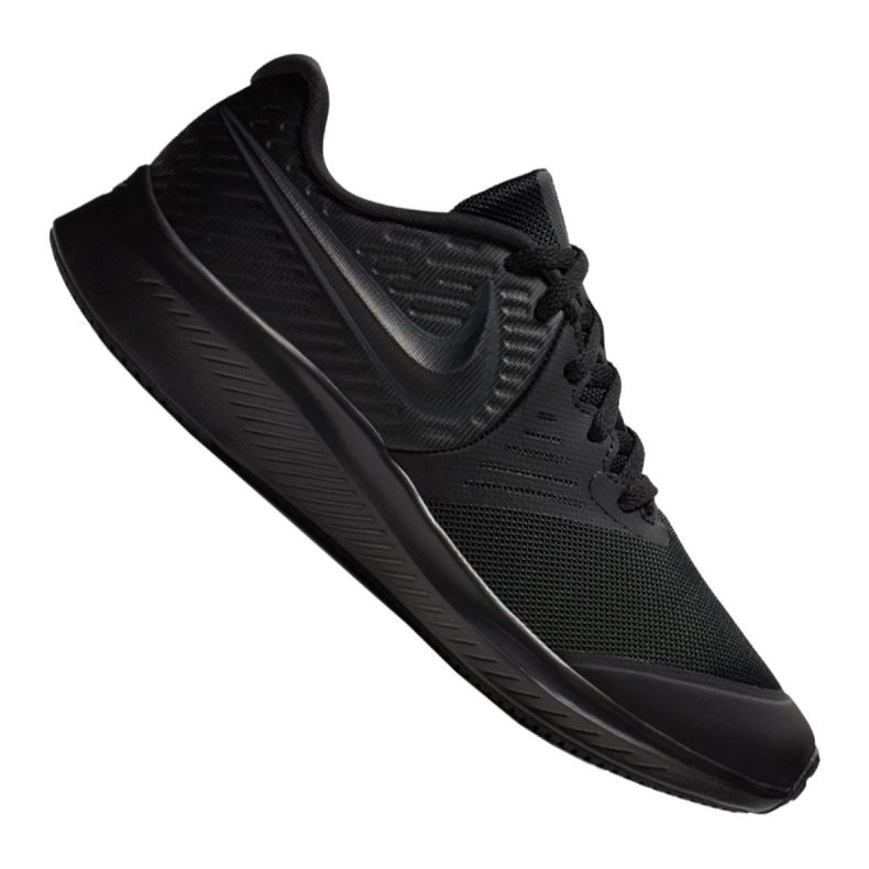Buty Nike Star Runner 2 Gs Jr AQ3542-003 czarne