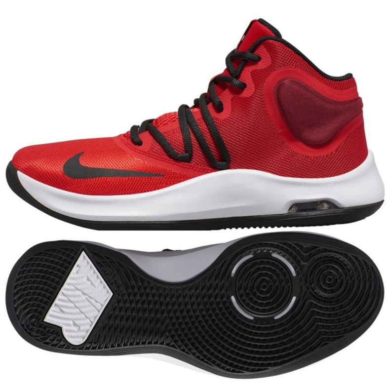 Buty Nike Air Versitile Iv M AT1199-600 czerwone czerwone